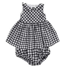 KELLY Plaid Dress Set with Pants -  Dress - The Tot Drawer