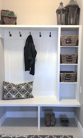 Kicking off summer with beautiful before and afters! ideas entryway closet Kicking off summer with beautiful before and afters! Mudroom, Closet Remodel, Front Closet, Closet Makeover, Mudroom Makeover, Home, Mudroom Closet, Laundry Room Remodel, Entry Closet