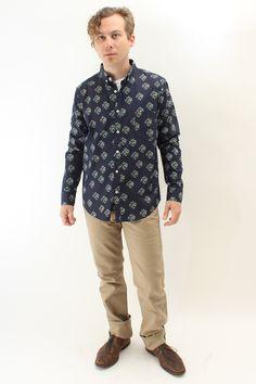 William Floral Shirt