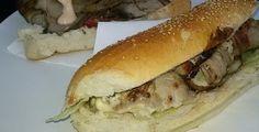 Panino Maritato Hot Dog Buns, Hot Dogs, Home Burger, Carne, Bread, Food, Homemade Beef Burgers, Brot, Essen