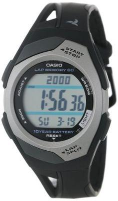 d493cbd9f5d1 Casio Men s STR300C-1V Runner Eco Friendly Digital Watch - Deallagoon  Sporthorloges