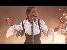 Rihanna Love On the Brain | Live at Global Citizen Festival 2016 - YouTube