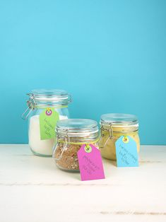 Looking for a way to make your guests' stay a more comfortable one this holiday season? We've got the recipe for success! Recipes for Balsam Fir Bath Salts, Peppermint Sugar Scrub and Honey Nutmeg Body Butter