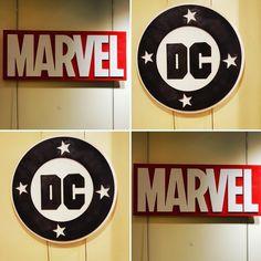 Art MARVEL and DCcomics MUSEUM
