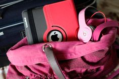 How to Pack for a Plane Ride As a Teen Girl -- via wikiHow.com