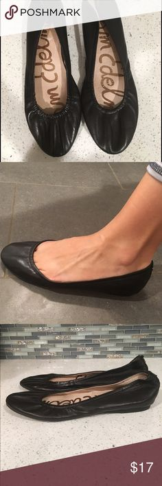 Sam Edelman black flats Never worn,  very comfortable. Sam Edelman Shoes Flats & Loafers
