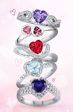2c9060ba6 Kay Jewelers · Win Valentine's Day · Jewelry gifts $99.99 and under for the  WIN this Valentine's Day! Cute Jewelry, Jewelry