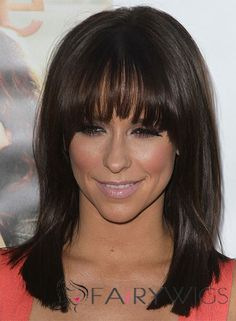 View yourself with Jennifer Love Hewitt hairstyles and hair colors. View styling steps and see which Jennifer Love Hewitt hairstyles suit you best. Medium Length Hair With Layers, Mid Length Hair, Shoulder Length Hair, Jennifer Love Hewitt, Modern Hairstyles, Hairstyles Haircuts, Straight Hairstyles, Layered Hairstyles, Celebrity Hairstyles