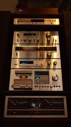 Pioneer SA608 Pioneer CT-F900 Pioneer RG2 Pioneer TX608 JVC SEA80 MARANTZ CD6000 OSE SANSUI SR1050