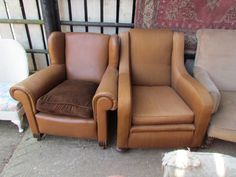 1920s leather armchair - Google Search
