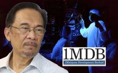 Forensic auditors sweep 1MDB for traces of Anwar