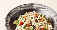 Gi den klassiske tabbouleh en kremete tekstur og nyt denne retten som en lett lunsj eller som tilbehør til sommermiddagen