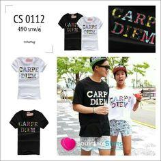 Carpe Diem, T Shirts For Women, Couples, Tops, Fashion, Moda, Shell Tops, Fasion, Fashion Illustrations