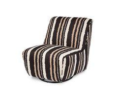 Munich Glider Chair |Studio| Michael Amini Furniture Designs | amini.com