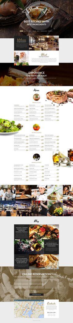 European Restaurant Moto CMS HTML Template #58475 http://www.templatemonster.com/moto-cms-html-templates/european-restaurant-moto-cms-html-template-58475.html