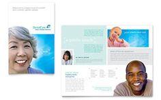 Dental Care - Brochure Template