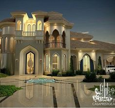 Exquisite Luxury Mansion Design - Luxury Home Decor - Luxury Homes
