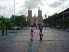 """Basílica """"El Señor de los Milagros de Guadalajara de Buga, la ciudad señora de Colombia"""