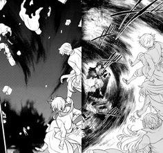 Vanitas no carte vs Pandora Hearts