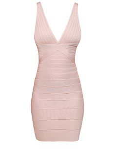 Herve Leger bandage dress. Every woman should own one of these. Expensive but worth it