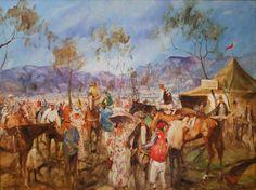 Hugh Sawrey - Runners For The Ladies Bracelet - Picnic Races