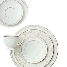 Limited Supply Click Image Above Waterford Padova Dinnerware Place Setting