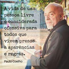 #frases #pensamentos #sabedoria #PauloCoelho