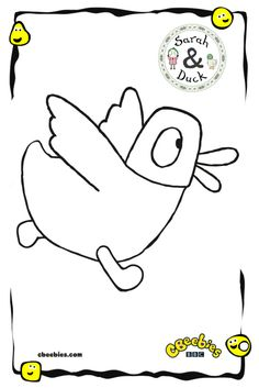 Birthday Games 3rd Ideas Parties Sarah Duck Kids Colouring Coloring Pages Ducks Nanny Share