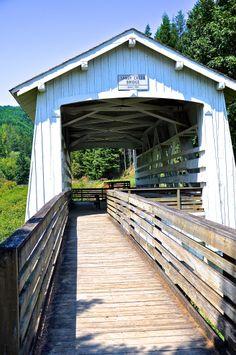 Sandy Creek Bridge, OR