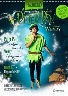 Peter Pan (concept pt copii)