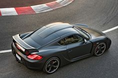Porsche Cayman/body kit