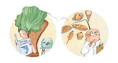 NÚRIA FEIJOÓ il·lustració Decorative Plates, Tableware, Home Decor, Dinnerware, Decoration Home, Room Decor, Tablewares, Dishes, Home Interior Design