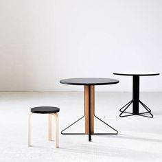 Artek tafel REB 003 Kaari Table door Ronan & Erwan Bouroullec | Designlinq