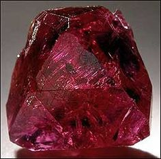 Corundum Var. Ruby