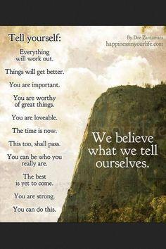 Daily Affirmations #optimism #affirmations #quotes ❤ Visit: itunes.apple.com/... Bella Vita 4 Life ❤
