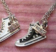 bffs necklace - all star