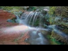 """Meditation at Work, Spiritual Alignment, Lunch Meditating """"Water Whispers"""""""