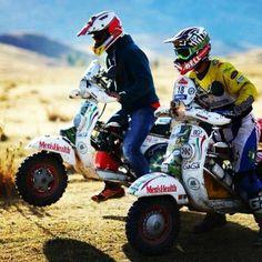 ..._The Scooter Rider Vespa Cross