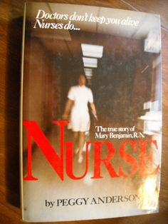 Nurse by Peggy Anderson (1978) ~~ For Sale At Wenzel Thrifty Nickel eCRATER store