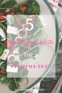 Healthy food habits lead to weight loss and a happy mind. Try these 5 healthy food habits that I practice for a healthier body. Healthy Food Habits, Get Healthy, Healthy Lifestyle, Light Recipes, Clean Recipes, Easy Healthy Recipes, Vegetarian Recipes, Wellness Tips, Health And Wellness