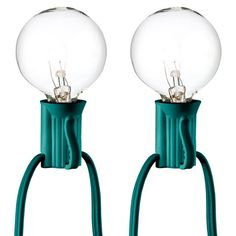 Room Essentials™ 25ct  Clear Globe Lights