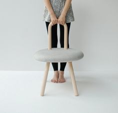 Bambi chair par Juju studio
