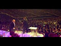 Funny Conductor with Audience participation! Hungarian Dance no 5  - André Rieu With Otto Waalkes