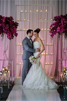 Wedding Decoration Ideas - Beautiful Wedding Decor | Wedding Planning, Ideas…