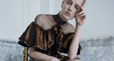 het lan van de bloomed: anine van velzen and iris egbers by duy vo for odda march 2016 | visual optimism; fashion editorials, shows, campaigns & more!
