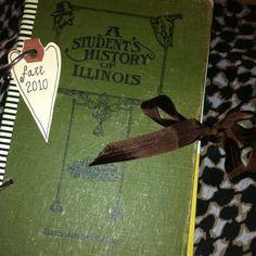 Handmade Journal.