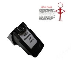 1pcs BK Remanufactured ink cartridge PG510 PG-510 PG-510XL for Canon Pixma IP2700 MP240 MP250 MP260 MP270 MP280 MP480 MP490
