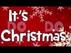"Christmas Song, ""Born Is The King (It's Christmas)"" - Hillsong Lyric Video Preschool Christmas Songs, Christmas Skits, Christmas Songs For Kids, Christmas Songs Lyrics, Christmas Program, Christmas Concert, Childrens Christmas, Christmas Music, Christmas Activities"