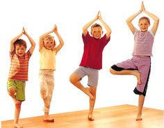 What are the benefits of yoga for kids? by stylecraze: With a special look at the benefits for children with Autism Spectrum Disorders. #Yoga #KIds #Autism_Spectrum_Disorders