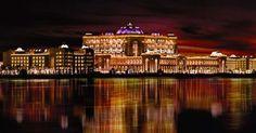 Impressive sites in Abu Dhabi  #AbuDhabi #IncentiveConnections #MICE #Travelmediate